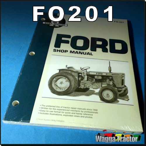 ford  service manual