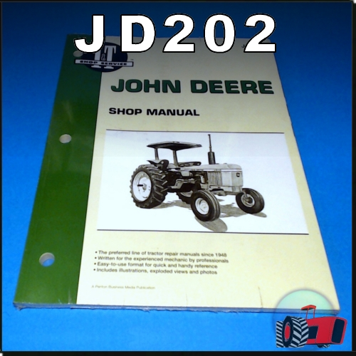 wagga tractor parts jd202 workshop manual for john deere 2040 4040 rh waggatractorparts com John Deere 4850 John Deere 5020