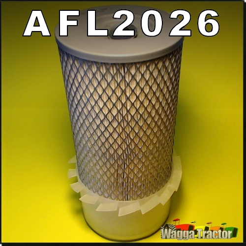 Wagga Tractor Parts Afl2026 B Air Filter Ji Case 870