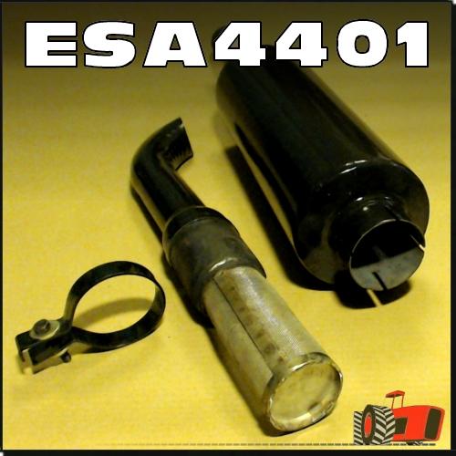 Wagga Tractor parts - ESA4401 Spark Arrestor Muffler