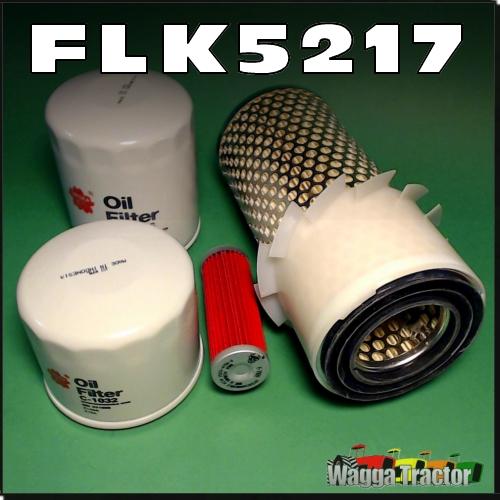 FLK5217 Oil Fuel Air HST Trans