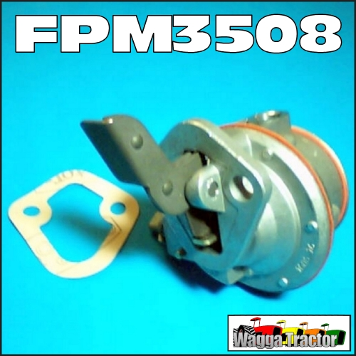 Wagga Tractor parts - FPM3508 Fuel Lift Pump Ford 2701E 2703E 2704E