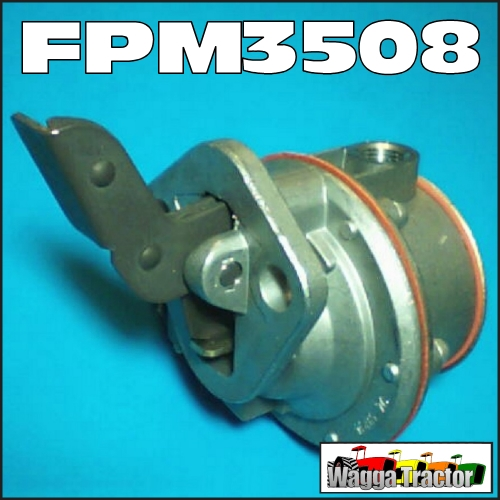 Wagga Tractor parts - FPM3508 Fuel Lift Pump Ford 2701E 2703E 2704E
