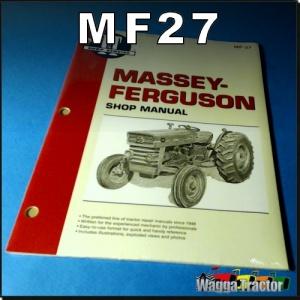 wagga tractor parts massey ferguson tractor rh waggatractorparts com Store Workshop Manual Chamberlain Garage Door Opener Manual